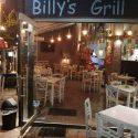 Billys Grill Ίλιον Λογότυπο