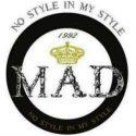 MAD 1992 Ίλιον Λογότυπο